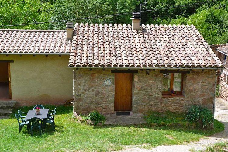 vakantiehuis Spanje, Catalunia, Riudaura vakantiehuis ES-17179-04