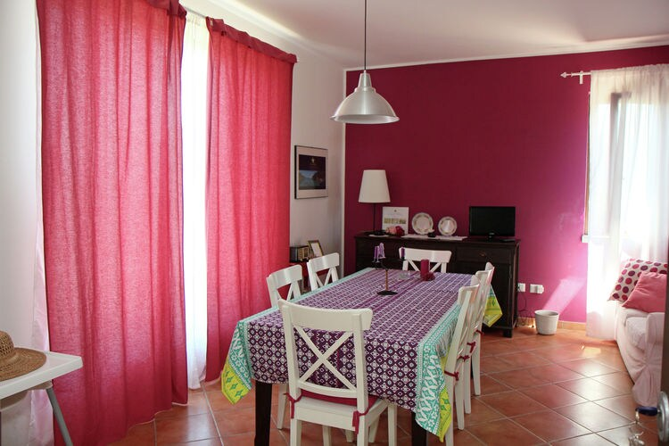 vakantiehuis Italië, Campania, Sessa Cilento vakantiehuis IT-84074-04