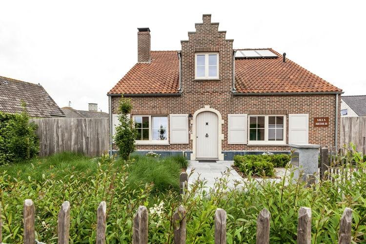vakantiehuis België, West Vlaanderen, Middelkerke vakantiehuis BE-8430-43