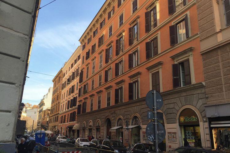Roma Vakantiewoningen te huur Ruim appartement in de leukste wijk van Rome: Trastevere!
