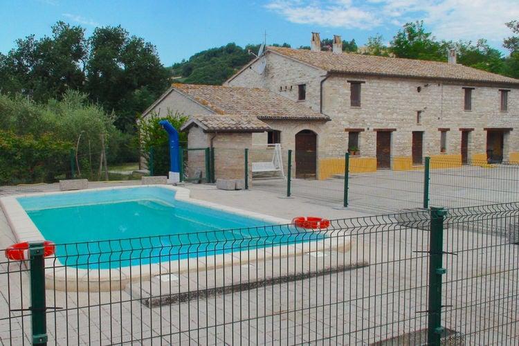 vakantiehuis Italië, Marche, Isola di Fano vakantiehuis IT-61034-01