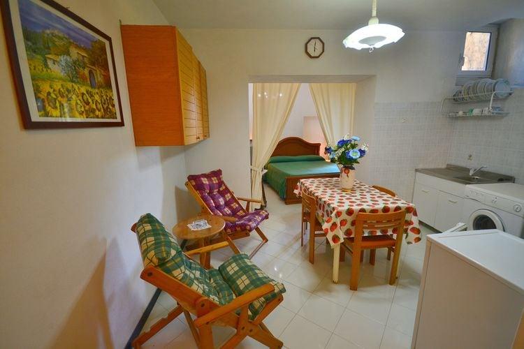 Vakantiehuizen Italie | Lig | Vakantiehuis te huur in Sesta-Godano   met wifi 2 personen