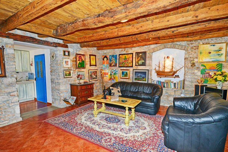 vakantiehuis Kroatië, Istrie, Sveti Lovreč vakantiehuis HR-00431-01