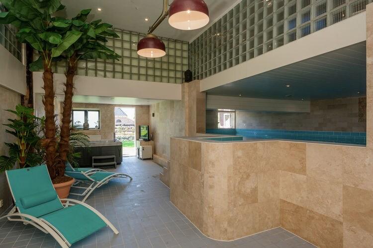 Boerderij met zwembad met wifi  Lutjewinkel  De Kunst
