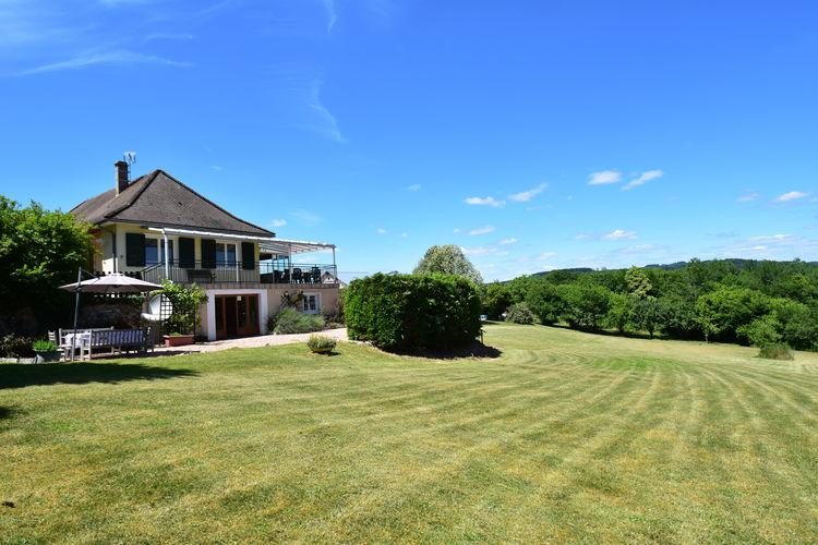 Vakantiehuizen Frankrijk | Bourgogne | Vakantiehuis te huur in Chaumard met zwembad  met wifi 4 personen