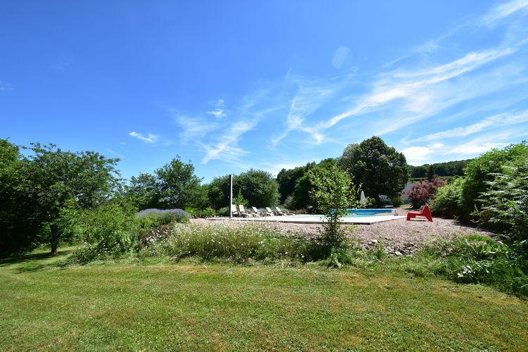 vakantiehuis Frankrijk, Bourgogne, Chaumard vakantiehuis FR-58120-09