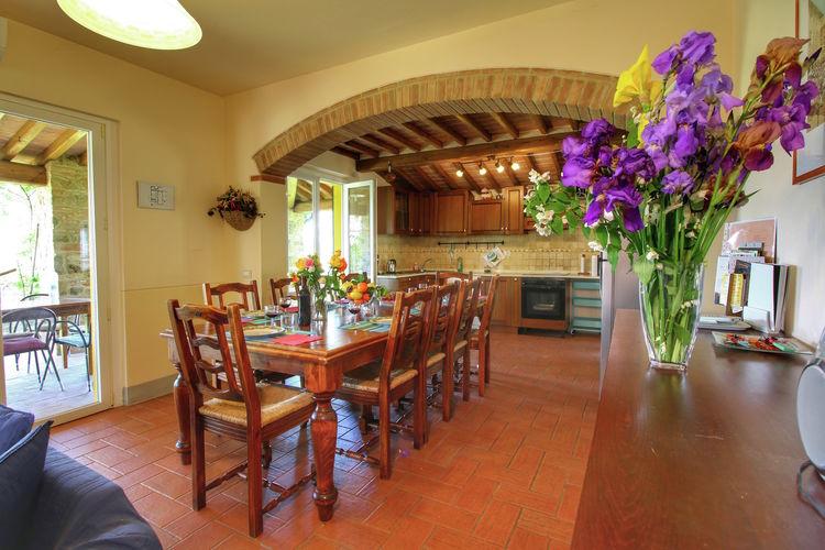vakantiehuis Italië, Toscana, Lucignano vakantiehuis IT-52046-09