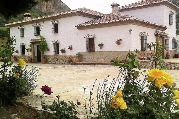 Andalucia Villas te huur Vakantiehuis, rustig gelegen, privé-zwembad, schitterende plek en uitzicht