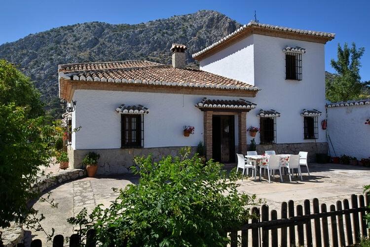Villa Spanje, Andalucia, Alfarnate Villa ES-18300-02