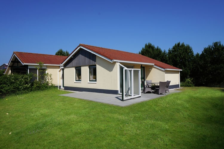 Bungalow Frisian Islands