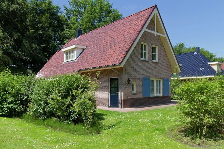 Villapark de Hondsrug Dolomiti Superski Drenthe Netherlands
