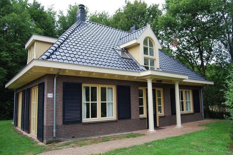 Drenthe Villas te huur In 2008 opgeleverde, luxe en comfortabel ingerichte villa's met sauna, op park met vele faciliteiten