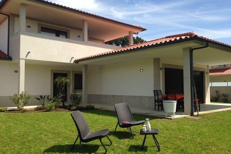 Vakantiewoning  met wifi  Seixas - Caminha  Luxe villa met uitzicht over de rivier de Minho