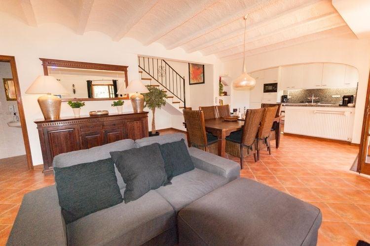 Villa Spanje, Costa Brava, Calonge Villa ES-17251-13