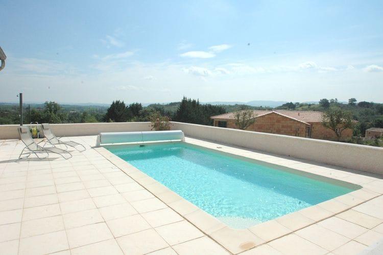 vakantiehuis Frankrijk, Languedoc-roussillon, Les Mages vakantiehuis FR-30960-06