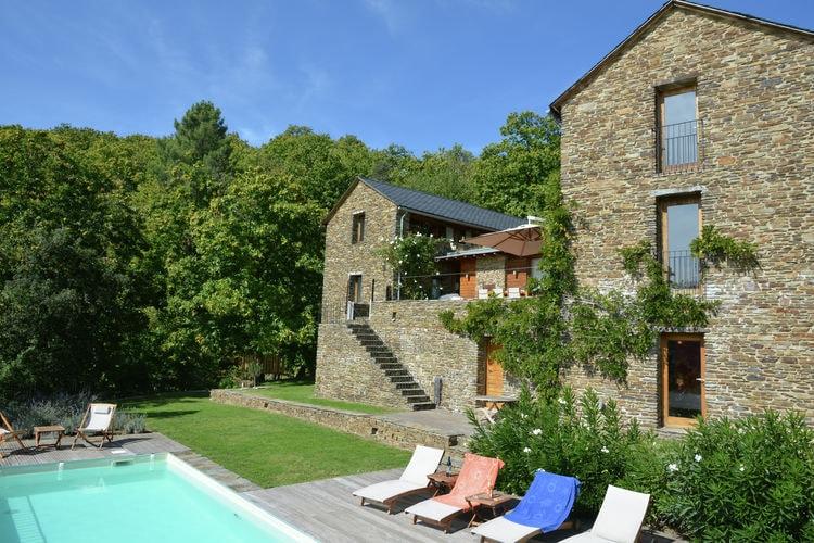 Villa Frankrijk, Languedoc-roussillon, Saint - Hilaire de Lavit Villa FR-48160-01