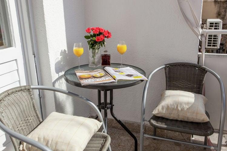 Split Vakantiewoningen te huur Nieuw modern volledig gemeubileerd appartement in het centrum van Split ideaal voor 3 personen.