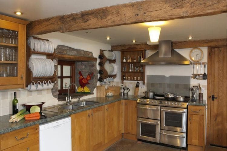 Holiday house Abercynafon Farm Barn (1499570), Brecon, Mid Wales, Wales, United Kingdom, picture 10