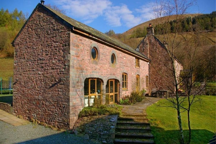 Holiday house Abercynafon Farm Barn (1499570), Brecon, Mid Wales, Wales, United Kingdom, picture 4
