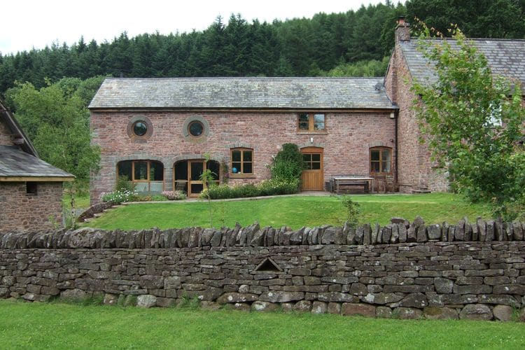 Holiday house Abercynafon Farm Barn (1499570), Brecon, Mid Wales, Wales, United Kingdom, picture 2