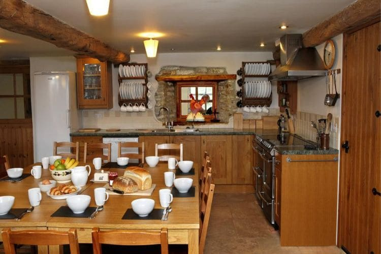 Holiday house Abercynafon Farm Barn (1499570), Brecon, Mid Wales, Wales, United Kingdom, picture 9