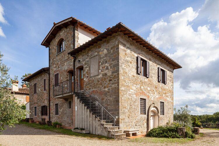 Vakantiehuizen Italie | Toscana | Vakantiehuis te huur in Figline-E-Incisa-Valdarno met zwembad  met wifi 2 personen