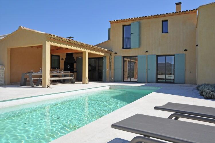 Villa Mont Ventoux Malaucene Provence Cote d Azur France