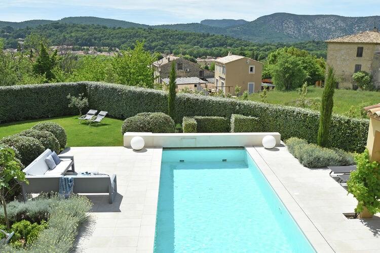 Villa Frankrijk, Provence-alpes cote d azur, Malaucène Villa FR-84340-19