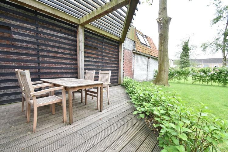 vakantiehuis Nederland, Friesland, Kollum vakantiehuis NL-9291-03