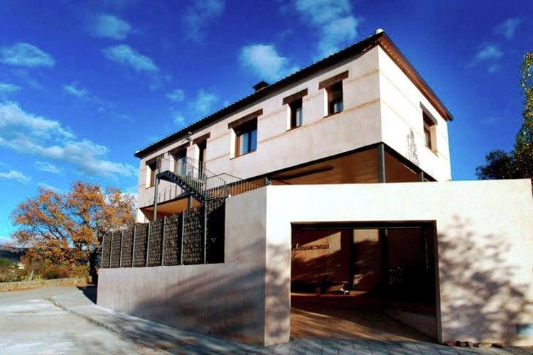 Castilla las mancha Vakantiewoningen te huur Huis met zwembad in Cabañeros National Park, in de buurt van Madrid en Toledo