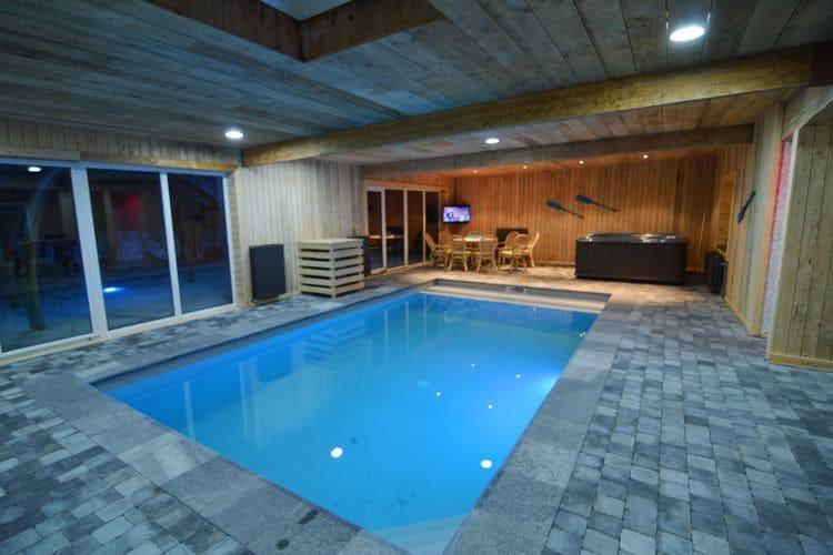 Vakantiehuizen Belgie | Luik | Vakantiehuis te huur in Sourbrodt met zwembad  met wifi 14 personen