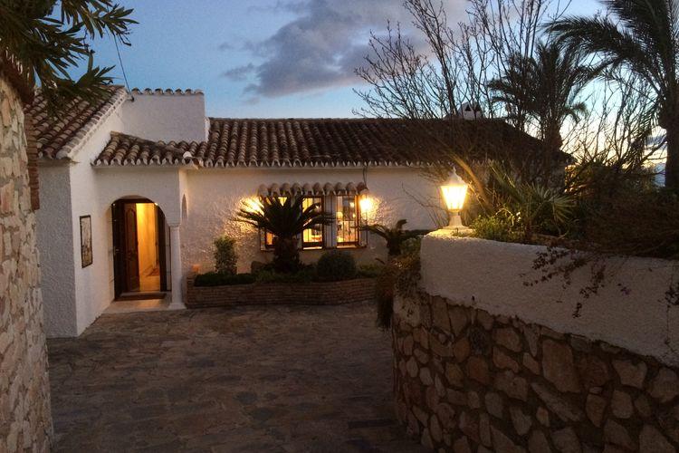 Villa met zwembad met wifi  Benalmadena  Casa Kerstin