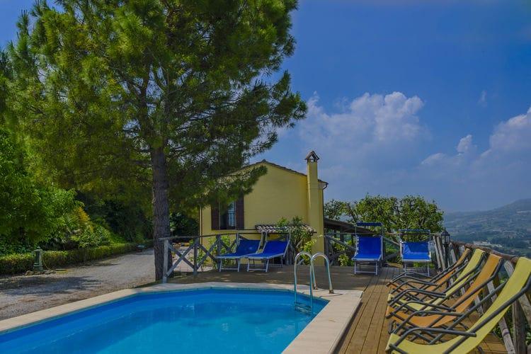 met je hond naar dit vakantiehuis in Campofilone