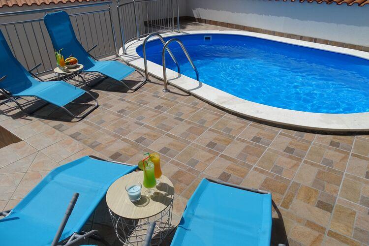 Appartement Kroatië, Kvarner, Crikvenica Appartement HR-51260-04