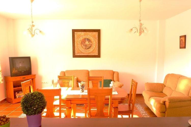 vakantiehuis Spanje, Costa del Sol, Canillas de Aceituno vakantiehuis ES-29719-03