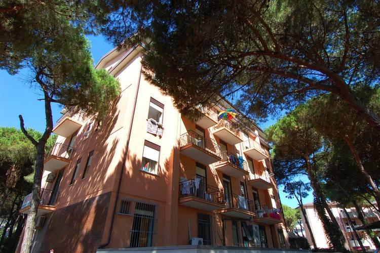 Vakantiehuizen Italie | Veneto | Appartement te huur in Rosolina-Mare    8 personen
