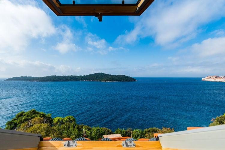 Vakantiehuizen Kroatie   Dalmatie   Vakantiehuis te huur in Dubrovnik   met wifi 5 personen