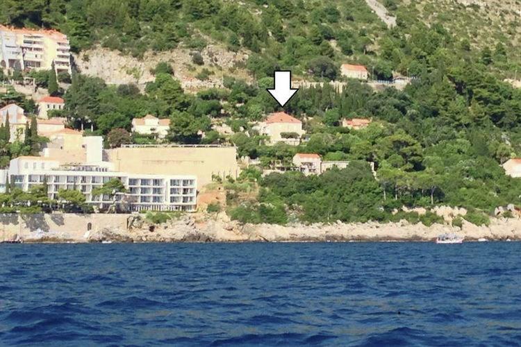 vakantiehuis Kroatië, Dalmatie, Dubrovnik vakantiehuis HR-20000-25