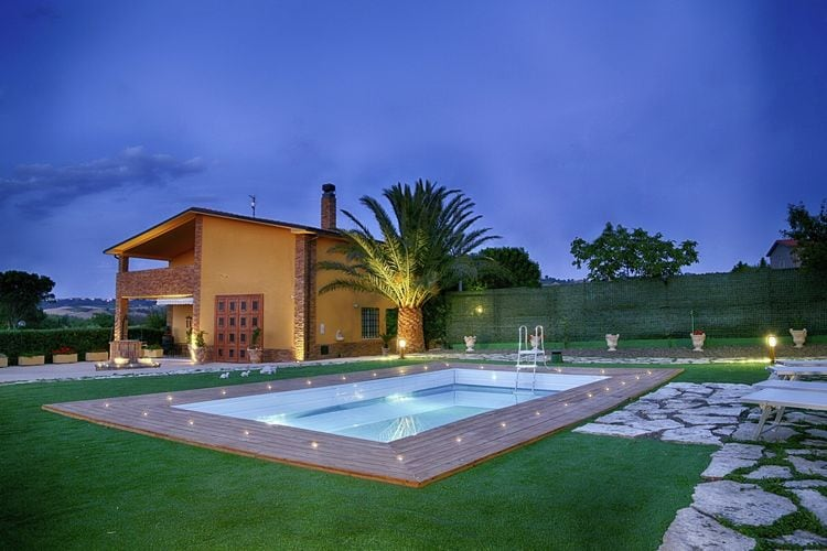 vakantiehuis Italië, Abruzzo, Petacciato vakantiehuis IT-86038-01