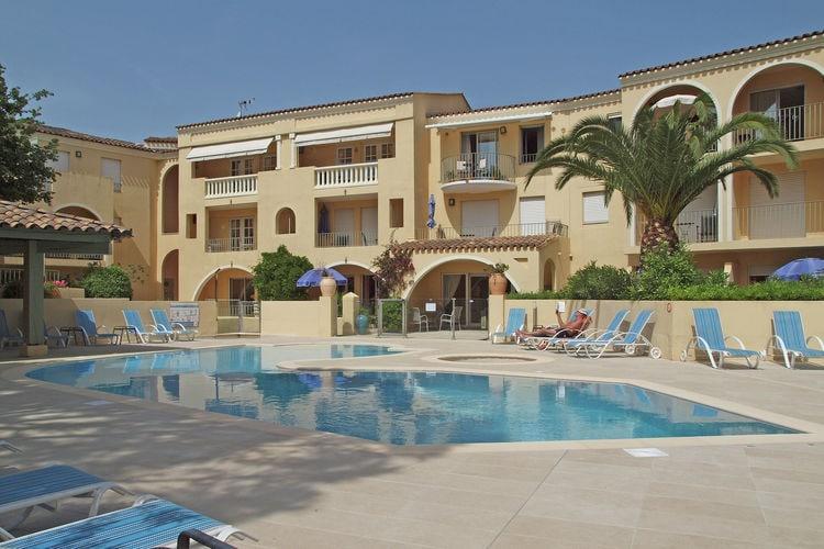 Appartement met zwembad met wifi  Gassin Saint Tropez  Beach and Pool appartment