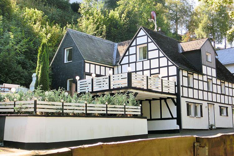 Appartement  met wifi  Schmallenberg-Oberkirchen  Wilzenberg I