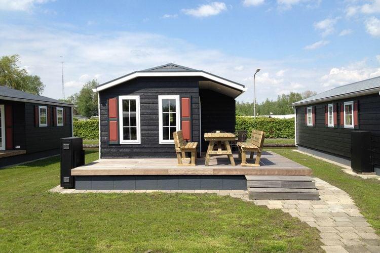 Vakantiewoning Nederland, Overijssel, Giethoorn Chalet NL-8355-33
