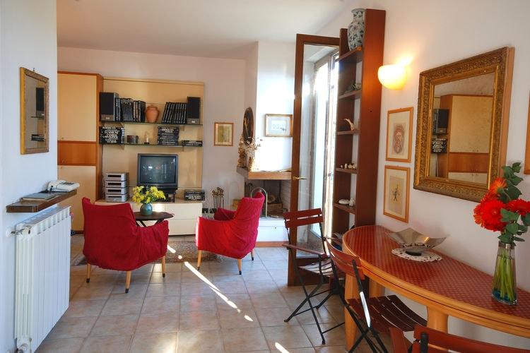Vakantiehuizen Italie | Lig | Vakantiehuis te huur in Lerici   met wifi 6 personen