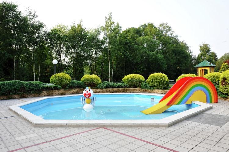 Vakantiewoning Nederland, Noord-Brabant, Baarle-Nassau Chalet NL-5111-06