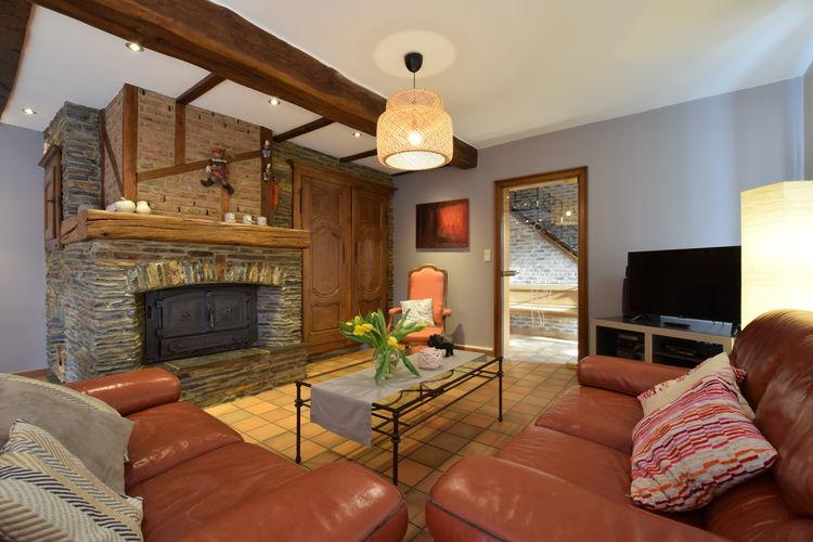 Vakantiehuizen Belgie | Luxemburg | Vakantiehuis te huur in Bastogne-Luzery   met wifi 5 personen