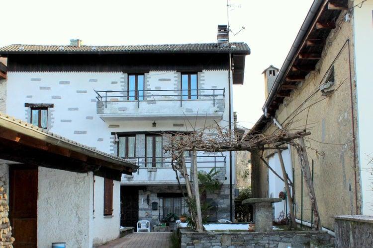 vakantiehuis Italië, Italiaanse Meren, Trarego vakantiehuis IT-28826-10