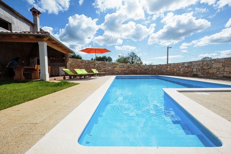 Villa Kroatië, Istrie, Jakovici Villa HR-52444-17