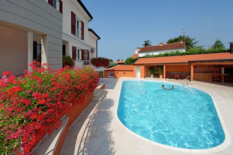 Appartement Kroatië, Istrie, Veli Maj Appartement HR-52440-55