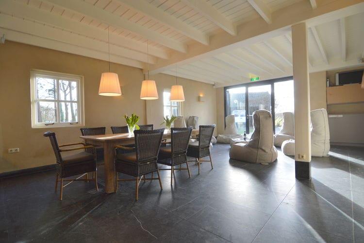 vakantiehuis Nederland, Noord-Brabant, Ulvenhout vakantiehuis NL-4858-03