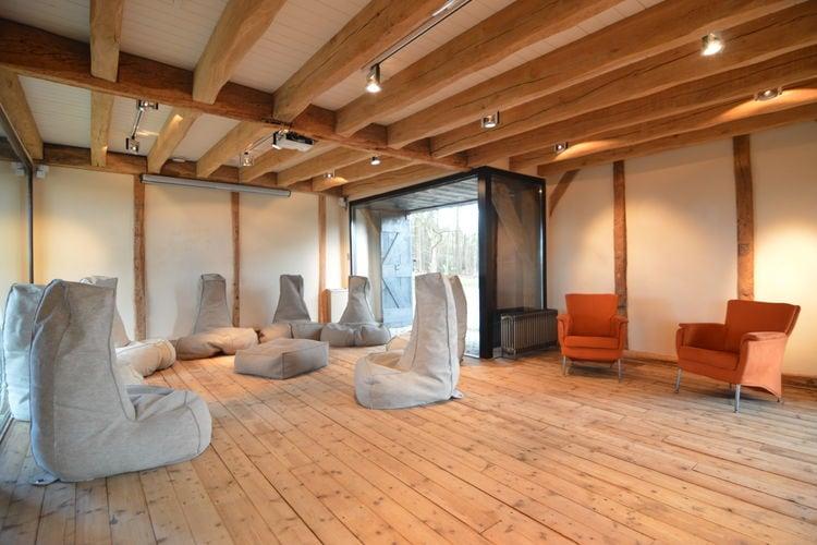 vakantiehuis Nederland, Noord-Brabant, Ulvenhout ac vakantiehuis NL-4858-04